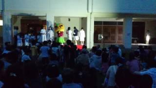 ホタルの夕べin聖母被昇天学院、自然科学部ホタルクイズ(2016.6.18)