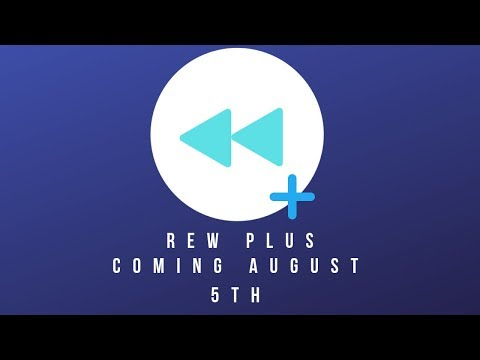 Announcing REW Plus | Launching August 5th