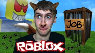 TRY TO ESCAPE AS AN ANIMAL! (Roblox Obby)