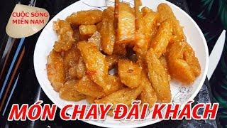 Cách làm món chay ngon : Sườn Chay Chua Ngọt | Nam Việt