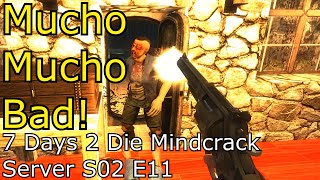 7 Days Mindcrack S02 E11 Mucho Mucho Bad!