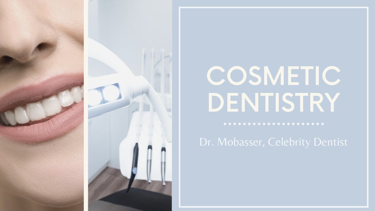Cosmetic Dentist Los Angeles | Dr. Anthony Mobasser Celebrity Dentist