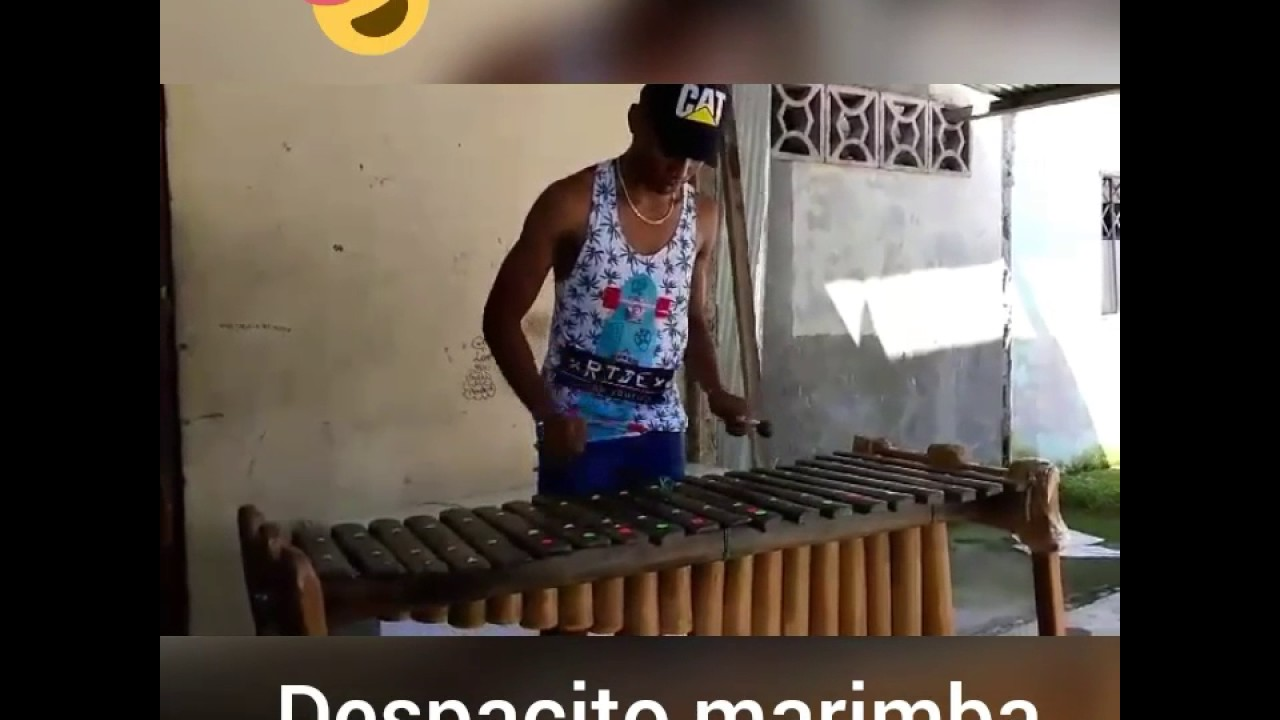 marimba despacito