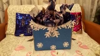 видео Подарки на новый год учителям. Оригинальные подарочные наборы для учителей на Новый Год