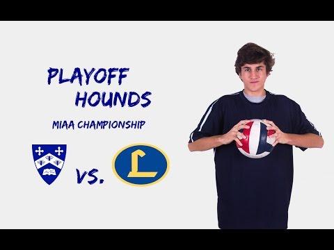 MIAA Volleyball Championship: Gilman vs. Loyola Blakefield