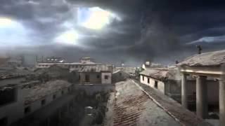 Реконструкция извержения Везувия
