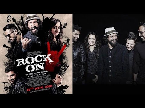 Rock On 2   Full Movie Audio Jukebox   Farhan Akhtar, Shraddha Kapoor, Arjun Rampal & Purab Kohli 1