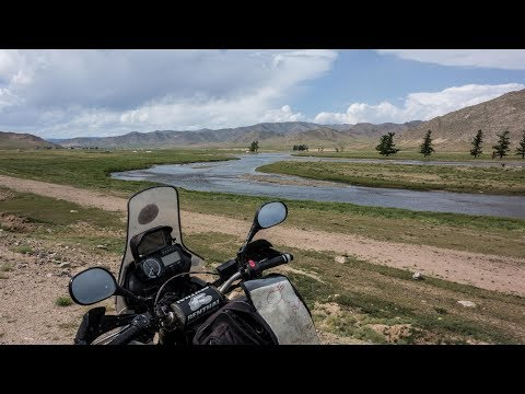 Motorcycle Trip to Mongolia, Part 11 - What is to ride around Genghis Khan's land?