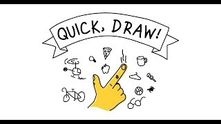 Я НАРИСОВАЛ ШЕДЕВР Смотри что получилось Учим Гугл рисовать в Игре Quick Draw на русском