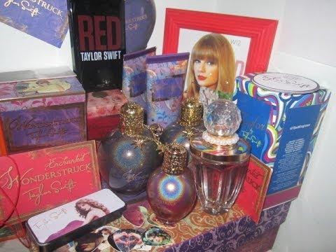 Taylor Swift Fragrance...