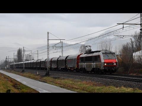 BB 26160 sur le 477760 et dessertes autour de Grenoble