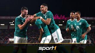 extrem viel bock dfb team ist hei auf den titel sport1 uefa u21 em 2019