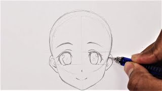"""Download How to draw Anime """"Basic Anatomy'' (Anime Drawing Tutorial for Beginners)"""