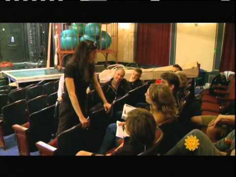CBS Sunday 1.4.15 PIPPIN on Tour Lucie Arnaz John Rubinstein-Ken Bertwell