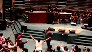 Marvin Sapp - I made it through - I need thee