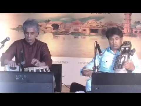 Ustad Fazal Qureshi and friends - Bhopal Music Festival 2017