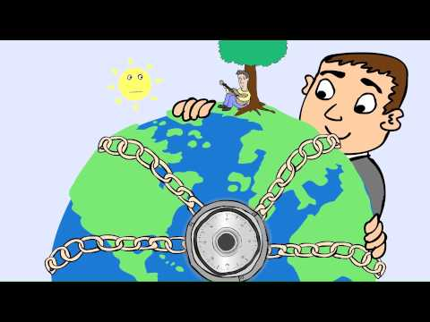 Fossil Fools Animation