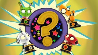 Rob The Robot | Game Show | Preschool Learning Videos for Kids by Oddbods & Friends
