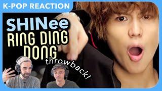 SHINee 샤이니 'Ring Ding Dong' MV REACTION