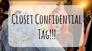 Closet Confidential Tag | InTheLandOfStyle Thumbnail