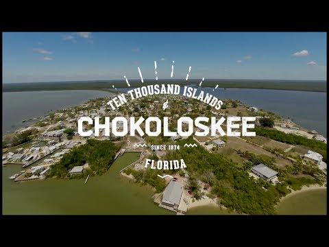 Chokoloskee And The Ten Thousand Islands