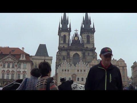 Чехия Прага.  Экскурсия.  Достопримечательности. Prague