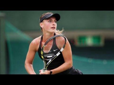 Ana Bogdan vs Sara Sorribes Tormo Highlights MONTERREY 2018 HD