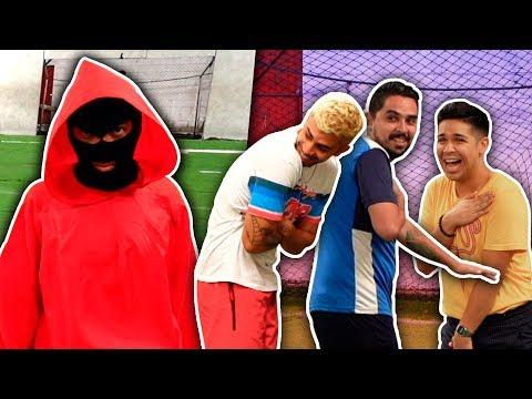 YouTubers VS La Ruleta Rusa   Nadie está a salvo