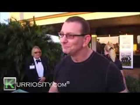Interview with Professional Chef Robert Irvine