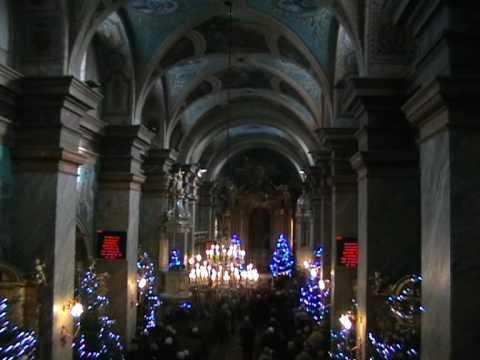 Do szopy, hej pasterze / Katedra Kielecka