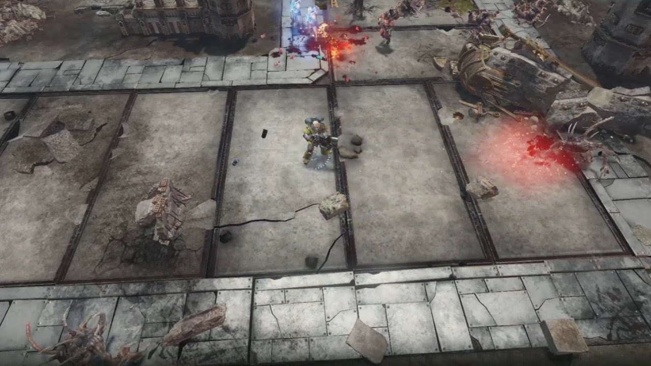 Warhammer 40,000: Inquisitor - Martyr - Patch 2 0: Combat Showcase Video