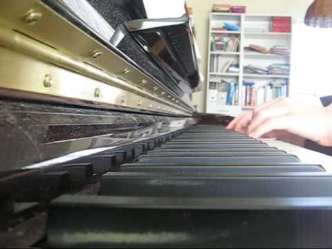 J.S. Bach - Prelude No. 1 in C - The Well Tempered Clavier Book 1