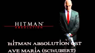 Hitman Absolution - Original Score [Soundtrack]-Ave Maria (Schubert)