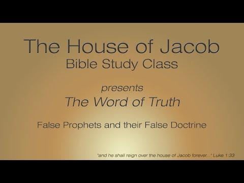 False Prophets and their False Doctrine