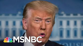 Trump Is 'Furious' Over Polls Showing Joe Biden Beating Him Badly | The 11th Hour | MSNBC