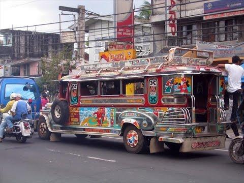 #10 Filipiny - Manila. Nasz Hostel. Szalone Miasto.