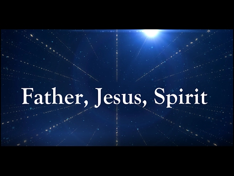 Father Jesus Spirit Fred Hammond (Lyrics)