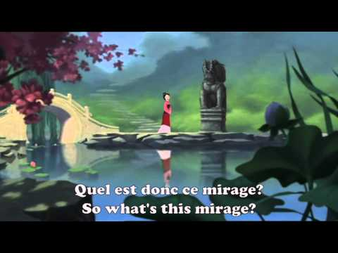 Reflection (French) - Subs & Translation