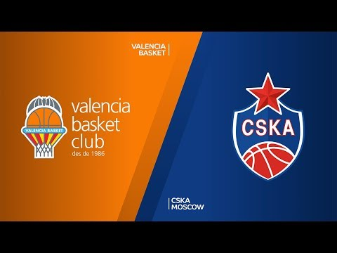 Valencia Basket - CSKA Moscow Highlights | Turkish Airlines EuroLeague, RS Round 1 from YouTube · Duration:  3 minutes 32 seconds