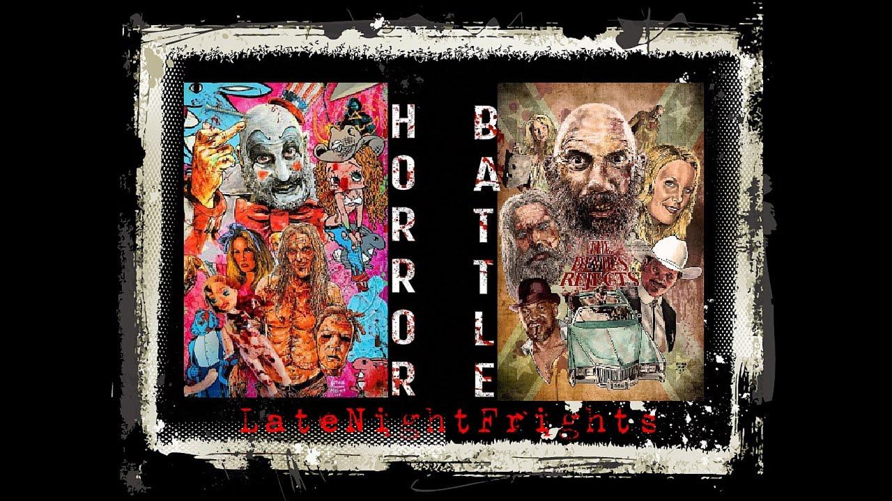 Tjs Horror Battle House Of 1000 Corpses 2003 Vs The Devils
