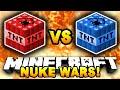 Minecraft red vs blue nuke wars crazy tnt battles w preston logdotzip choco mp3