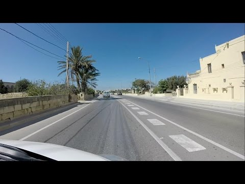 Malta Roads - Naxxar - Mosta - Burmarrad