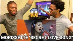 Morissette Amon sings 'Secret Love Song' (Little Mix) (REACTION)
