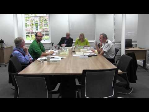 Communities & Environment Policy & Scrutiny Committee, 17 May 2017