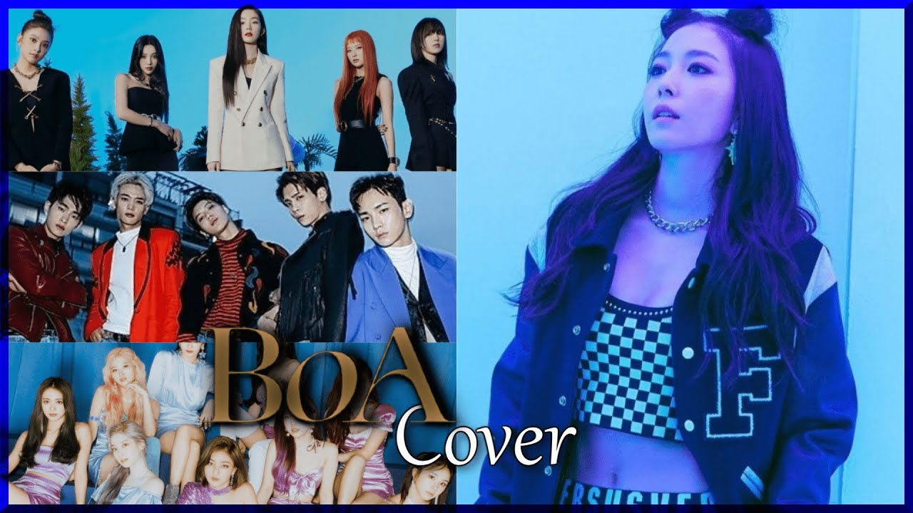 Download Kpop Idols Cover BoA Songs
