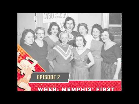 WHER – Memphis' First All-Girl Radio Station from Memphis Type History: The Podcast