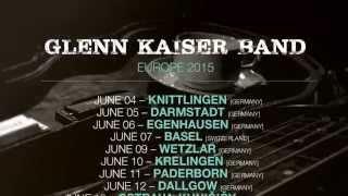 Glenn Kaiser Band Europe 2015