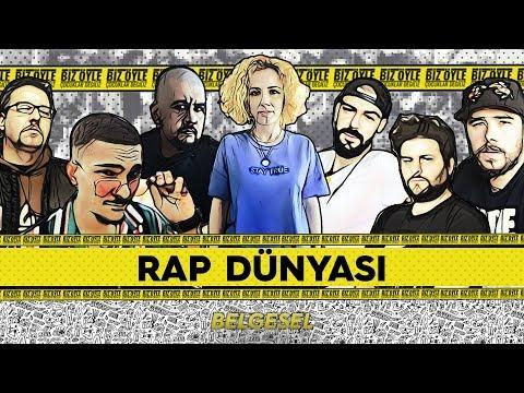 Rap Dünyası Belgeseli - Fuat, Kamufle, Zen-G, Tankurt Manas, Ados, Turbo ve Müjde ile konuştuk
