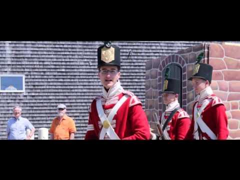 The British InvasionMaine, British Invasion 200 Years In the Making