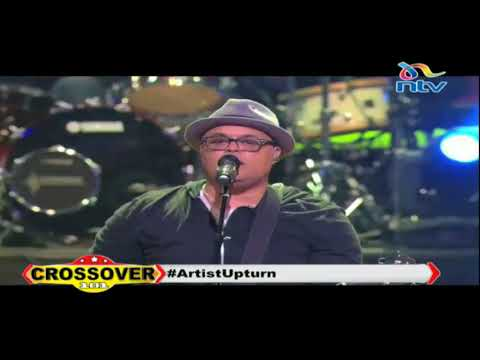 One on one with gospel legend Israel Houghton - Crossover101